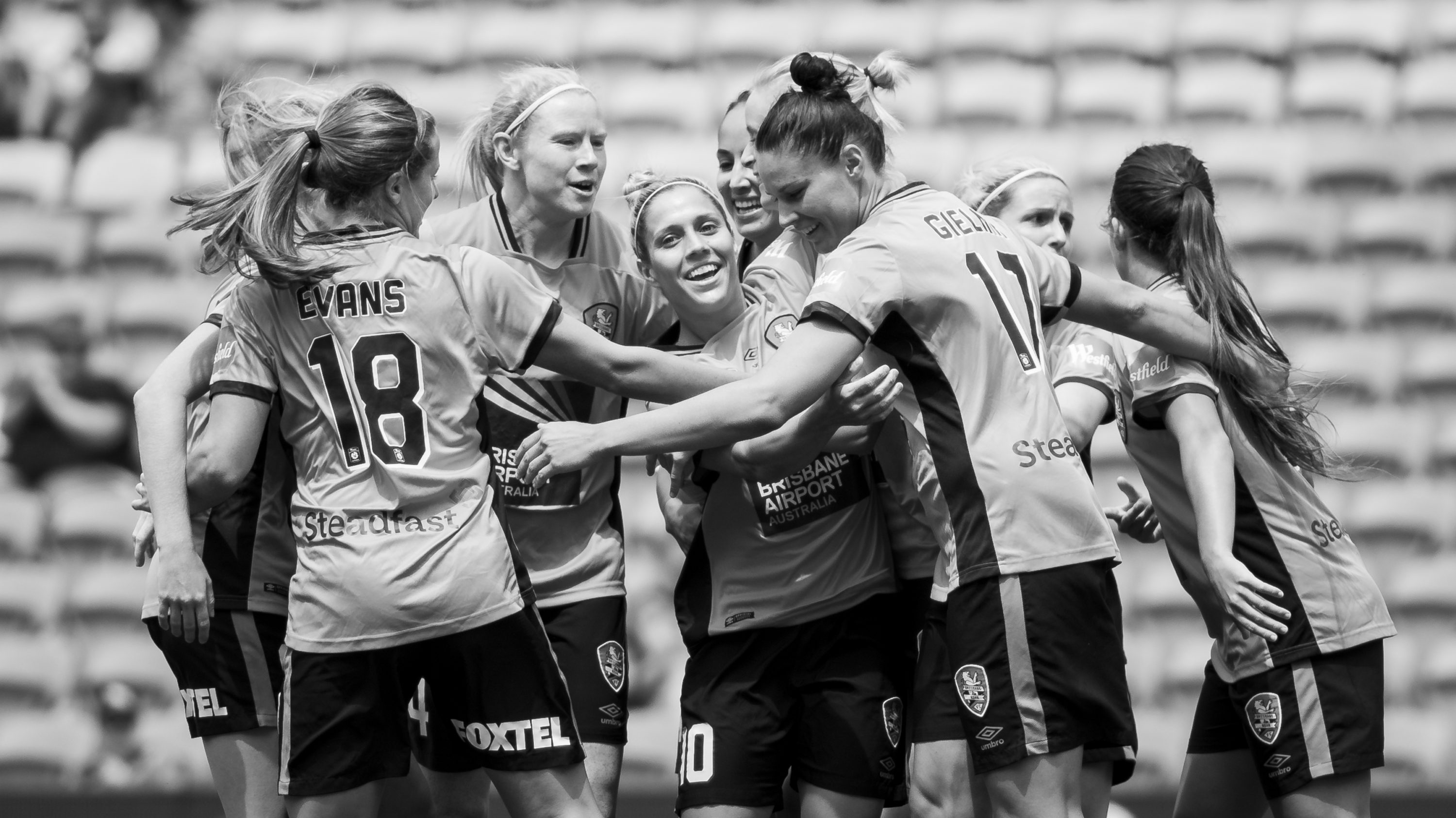 Westfield W-League Rd 6 - Brisbane Roar v Adelaide United