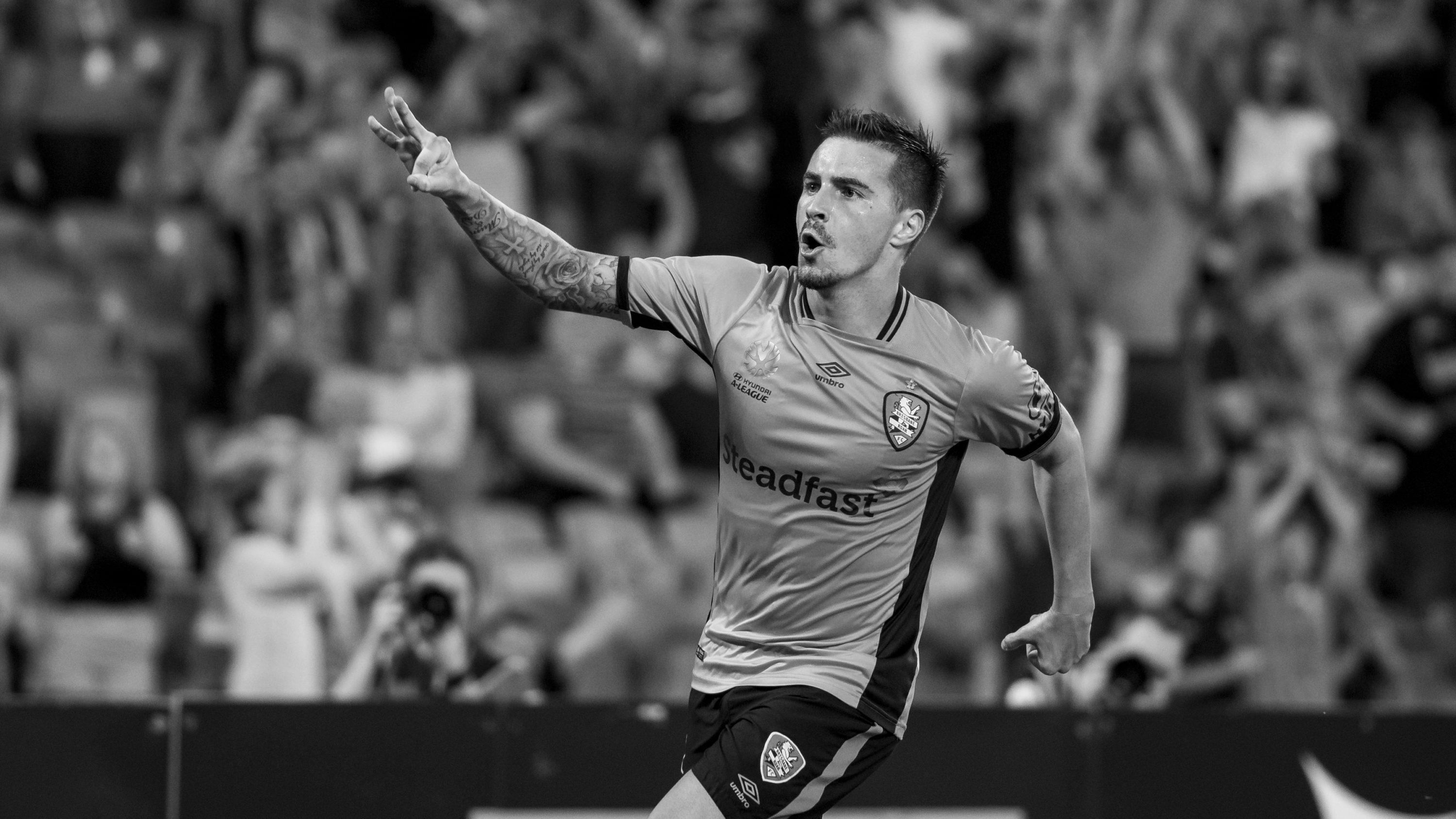 Hyundai A-League Rd 25 - Brisbane Roar v Central Coast Mariners