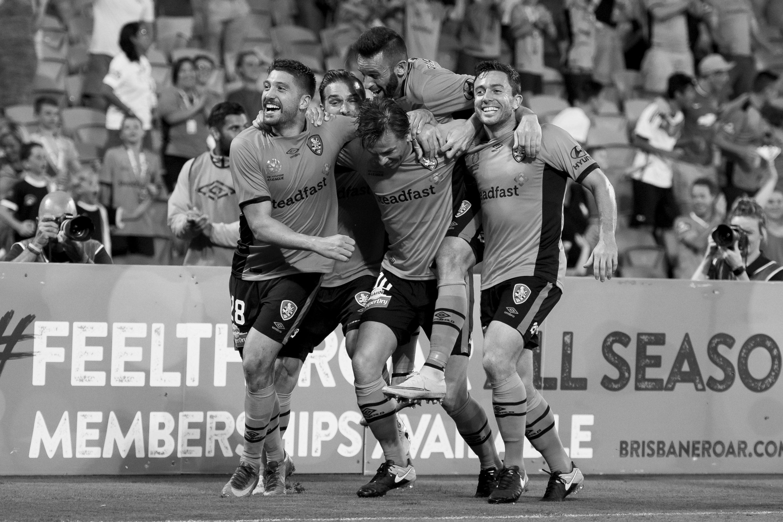 Hyundai A-League Rd 17 - Brisbane Roar v Western Sydney Wanderers