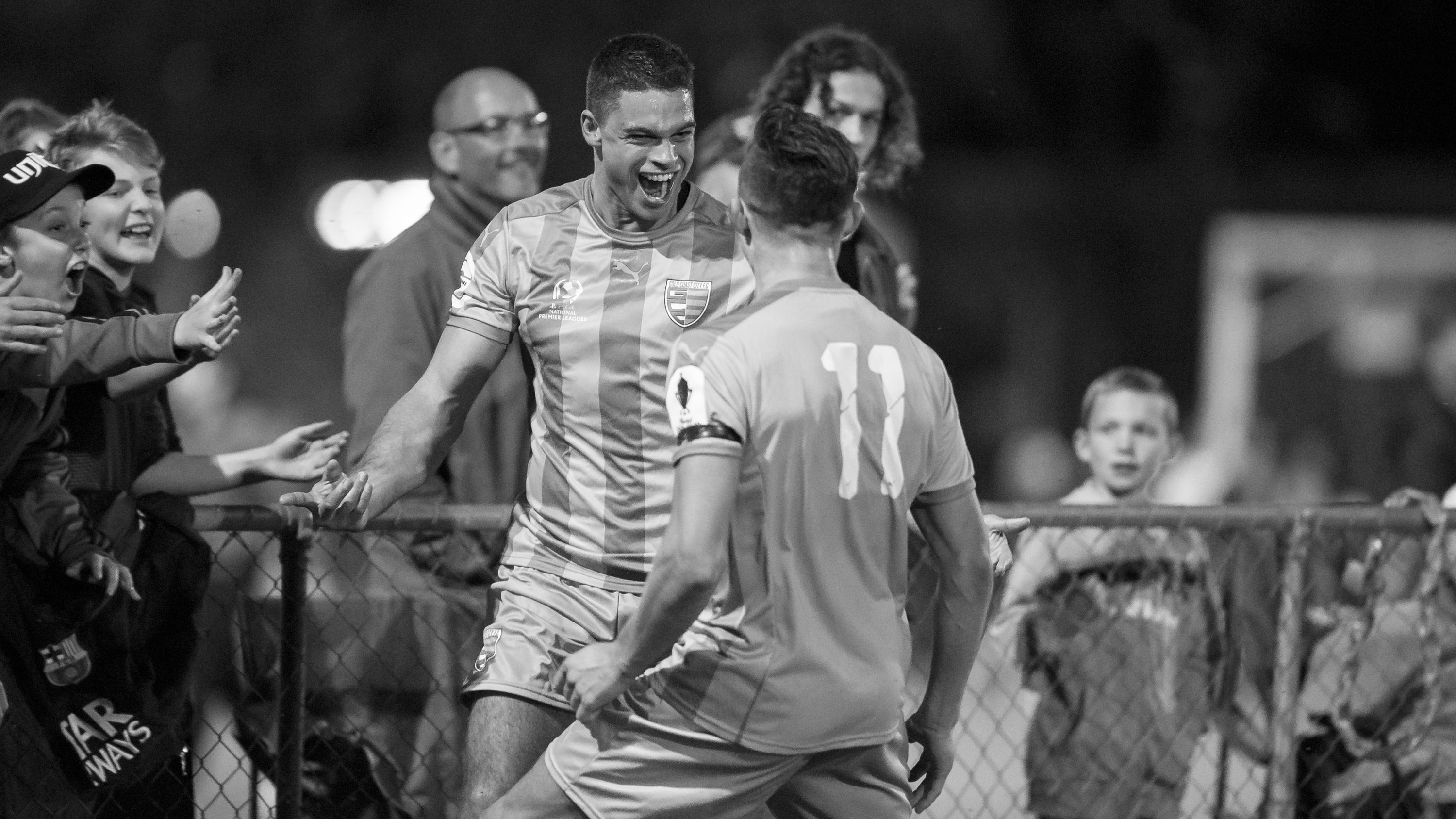 Westfield FFA Cup Round of 32: Gold Coast City v Western Knights